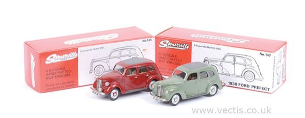 2004: Somerville No.145 Ford Prefect 1950