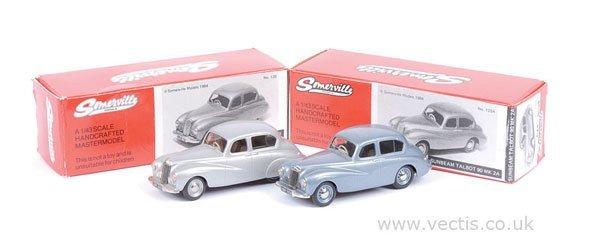 2009: Somerville No.120 Sunbeam Talbot 90 Mk.2