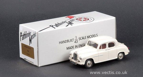 2012: Pathfinder Models No.PFM35 Singer Hunter 1956