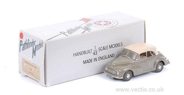 2017: Pathfinder Models PFM22 Morris Mini Minor 1950