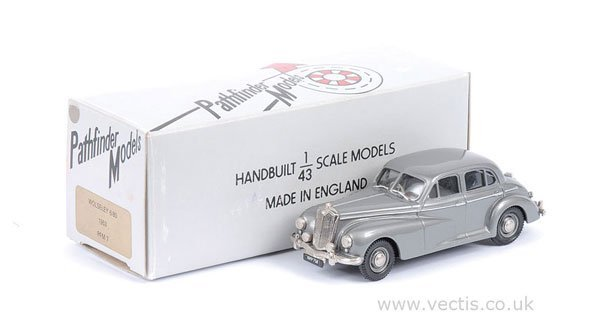 2020: Pathfinder Models No.PFM7 Wolseley 6/80 1953
