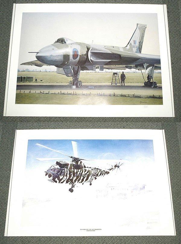 3005: Chris Shehan Aircraft Prints Vulcan XH 558