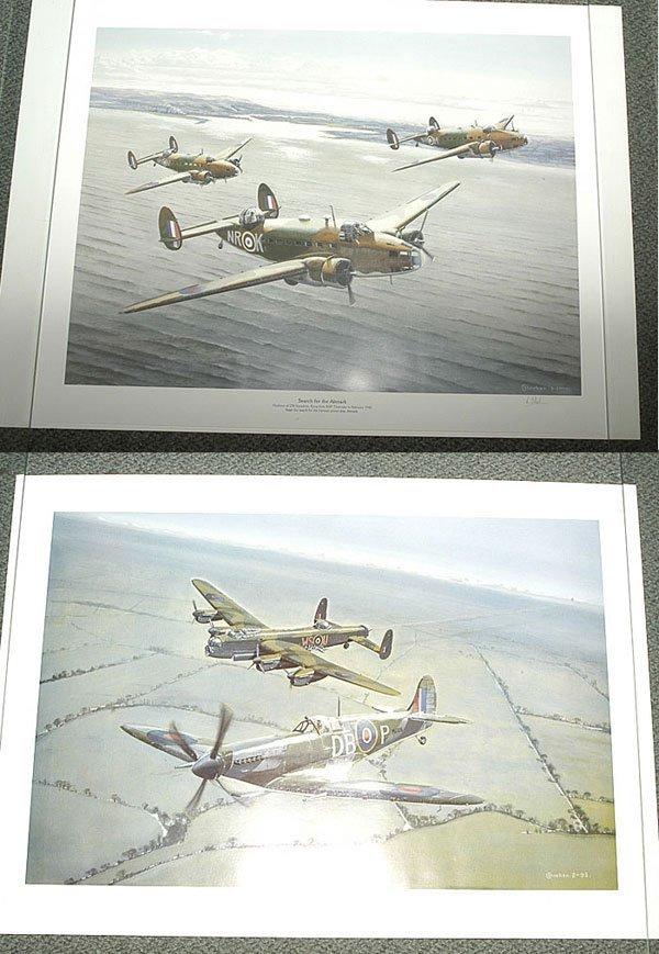 3006: Chris Shehan Aircraft Prints-Search for Altmark