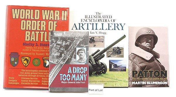 3007: Book UNITED STATES WORLD WAR II ORDER OF BATTLE