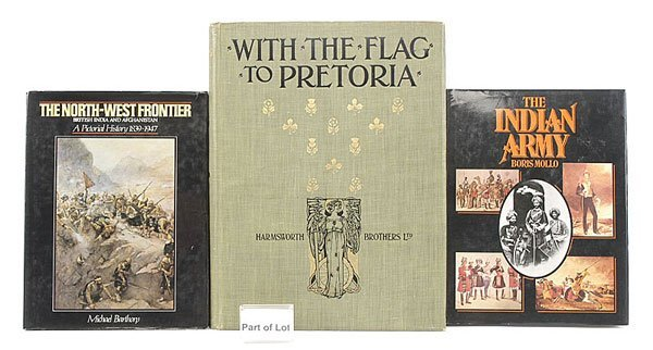 3009: Book-WITH THE FLAG TO PRETORIA [Vol:1]