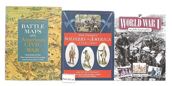 3011: Book-SOLDIERS IN AMERICA