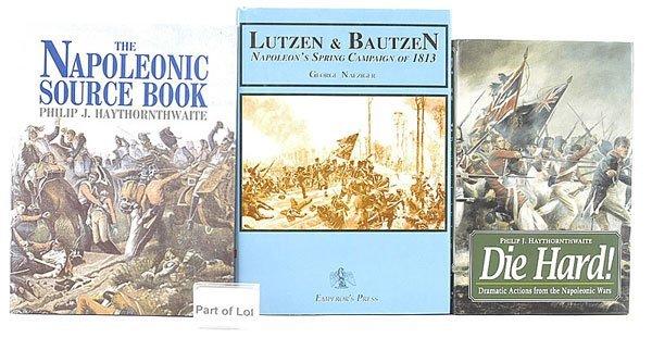 3012: Book-LUTZEN & BAUTZEN-NAPOLEON'S CAMPAIGN-1813