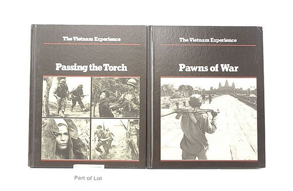 3016: Book-THE VIETNAM EXPERIENCE