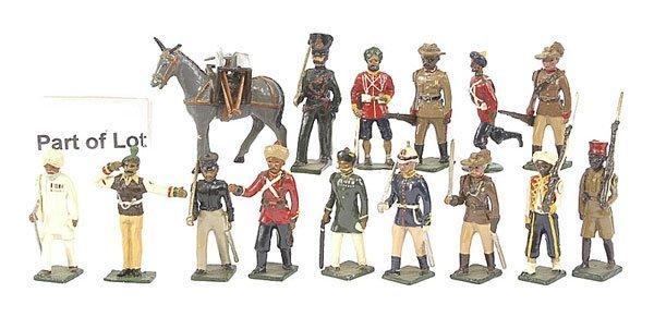 3046: Marlborough & Similar - Indian & Colonial types