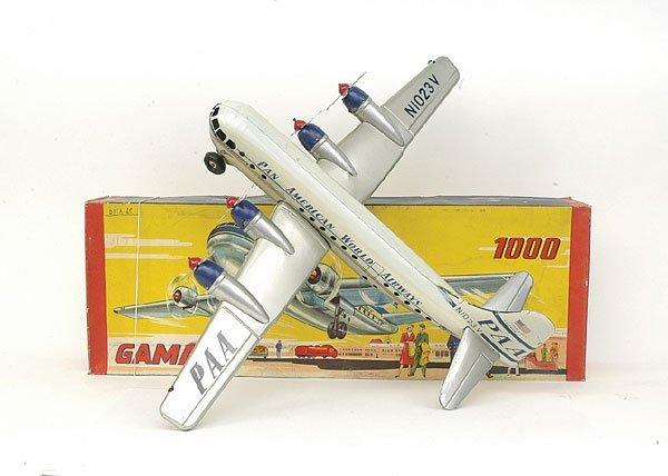 601: Gama No.1000 Strato Clipper Airliner