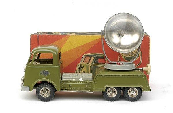 607: Gama No.2991 Army Searchlight Truck
