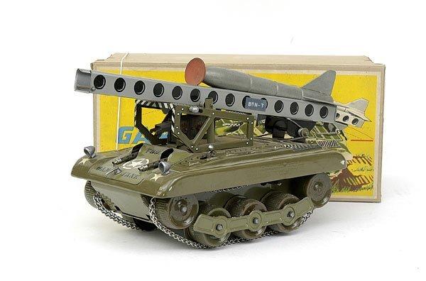 608: Gama No.9936 Rocket Firing Tank