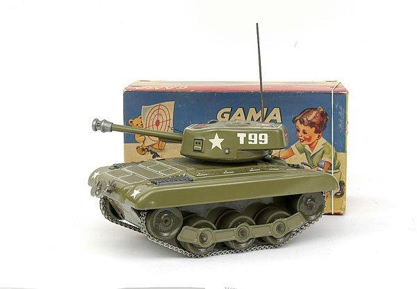 609: Gama No.9932 Gigant Tank