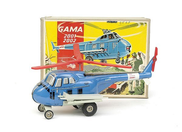 610: Gama No.2001/2002 Rescue Helicopter