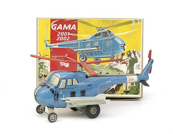 611: Gama No.2001/2002 Rescue Helicopter