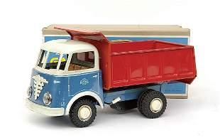 Gama No.297 Forward Control Tipper Truck