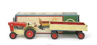 Gama No.786 Tractor and Trailer