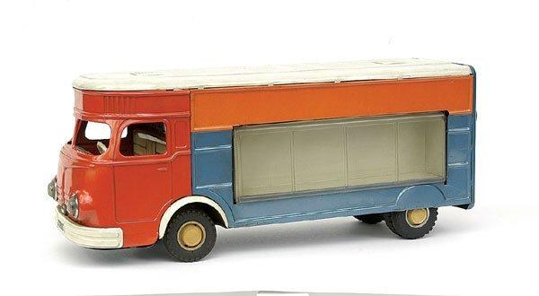 619: Gama No.291/1 Delivery Van