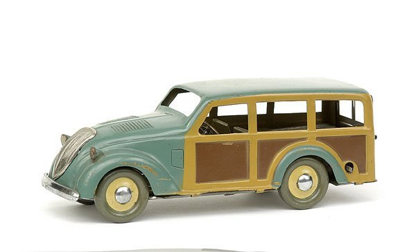 """783: A smaller scale Fiat """"Woody"""" Estate Car"""