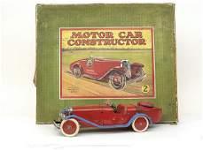 1121 Meccano Construction Car No2