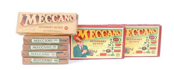 4018: Meccano Ex Shop Stock Sets