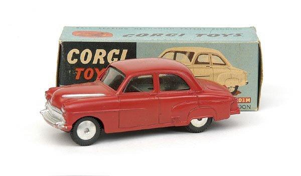 1501: No.203m Corgi Vauxhall Velox