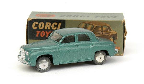 1502: No.204m Corgi Mechanical Rover 90 Saloon