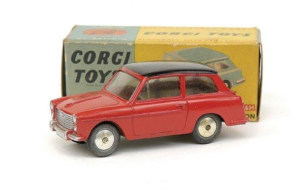 1505: No.216m Corgi Mechanical Austin A40