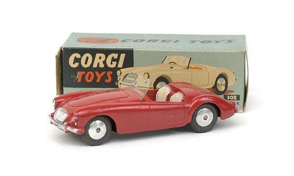 1508: No.302 Corgi MGA