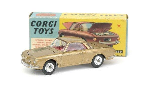 1512: No.239 Corgi VW 1500 Karmann Ghia