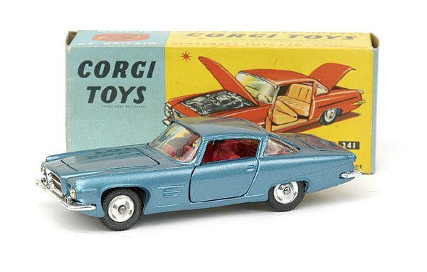 1513: No.241 Corgi Chrysler Ghia L6.4