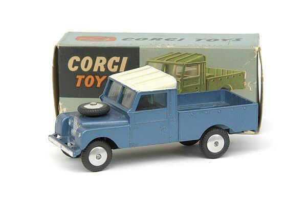 1523: No.406 Corgi Land Rover