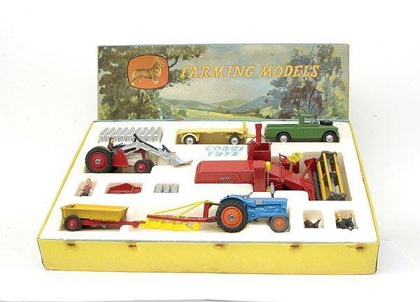1720: Corgi GS22 Farming Models Gift Set