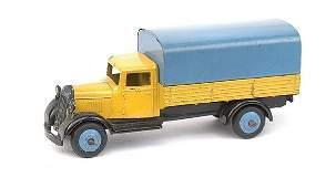 1968: Dinky No.25b Covered Wagon