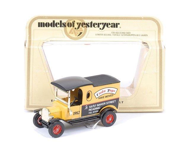"""3: Matchbox MOY Y12 Ford Model T """"Cada Toys"""""""