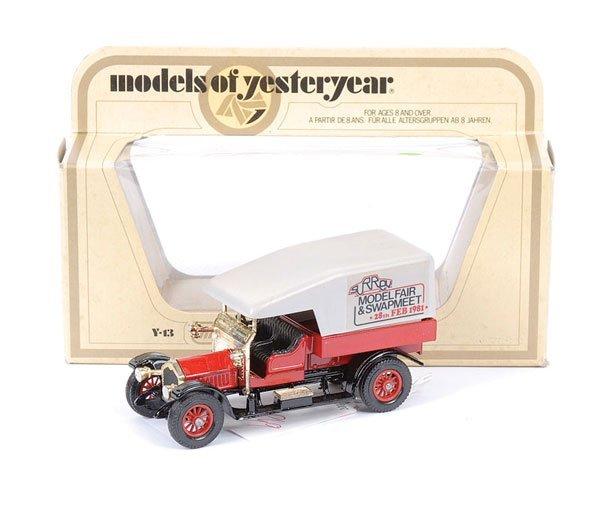 """9: Matchbox MOY Y13 Crossley """"Surrey Model Fair"""""""