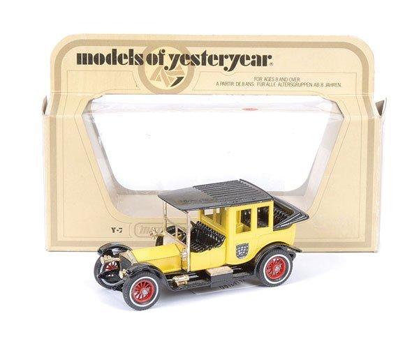 """11: Matchbox MOY Y7 Rolls Royce """"Royal Wedding 1981"""""""