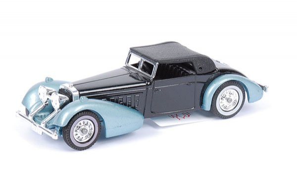 13: Matchbox MOY Y17 Hispano-Suiza Pre-production
