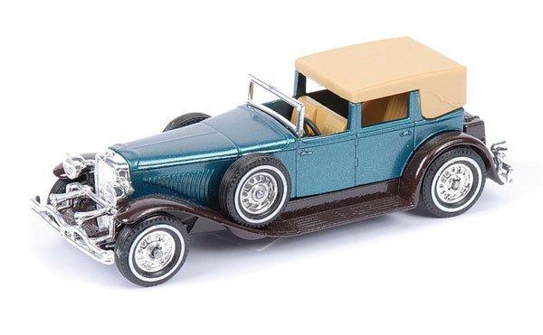 17: Matchbox MOY Y4 Duesenberg Town Car Pre-pro