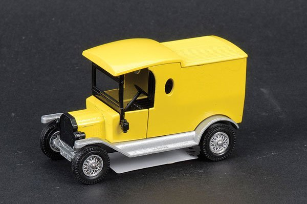 24: Matchbox MOY Y12 Ford Model T Pre-production