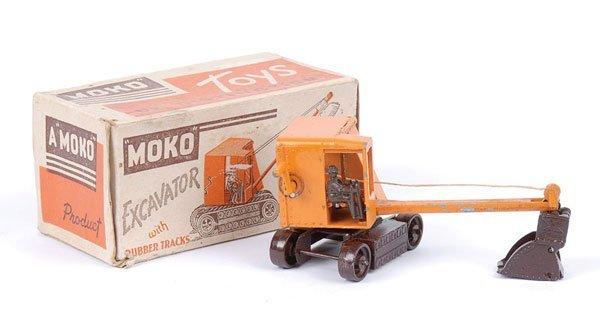 120: Moko Excavator