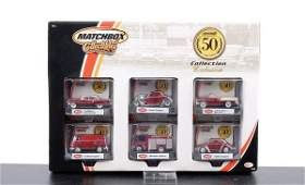 601: Matchbox Collectables 91933 50th Anniversary Set