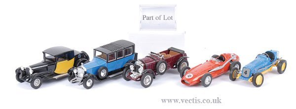 1012: Matchbox MOY Sports and Road Cars