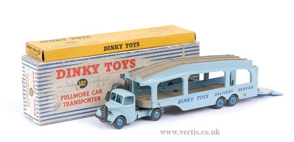 2001: Dinky No.582 Pullmore Car Transporter