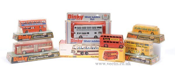2003: Dinky -  A Group of Buses