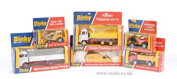 2004: Dinky - A Group of Boxed Commercials