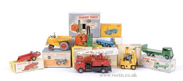 2006: Dinky Constructional and Other Models