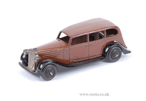 2110: Dinky No.30D Vauxhall
