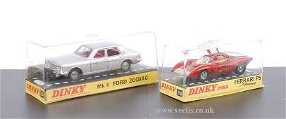 2679 Dinky No164 Mk4 Ford Zodiac  Others