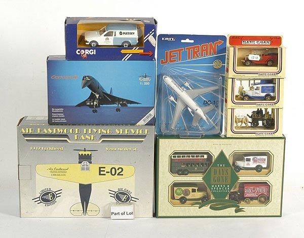 3005: Lledo, Meccano & Other Models